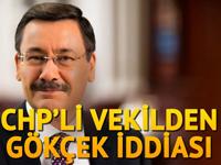 CHP'li vekilden Gökçek iddiası
