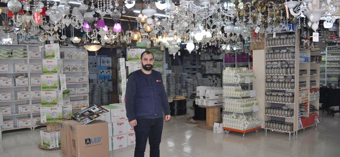 Bölgenin en büyük elektrik mağazası yenilenen yüzüyle vitrine çıktı