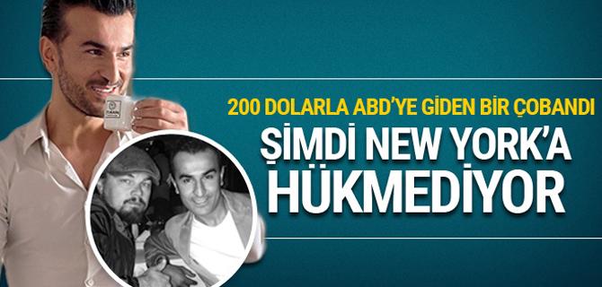 Sadece 200 dolarla Amerika'ya gitti oranın hakimi oldu tam bir çılgın Türk!