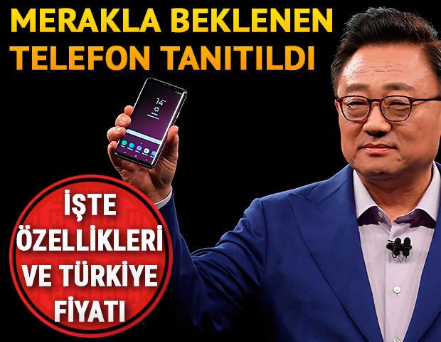 Samsung Galaxy S9 ve S9 Plus resmen satışa çıktı...