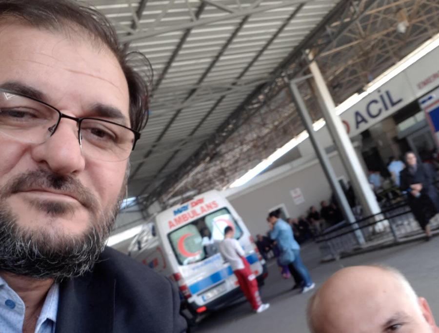 Pendik'te camii imamına silahlı saldırı