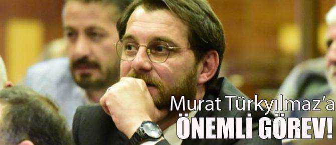 Murat Türkyılmaz'a önemli görev!