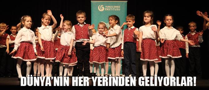 Dünya'nın çocuğu Festival için Pendik'te!