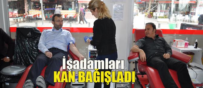 PESİAD'tan kan bağışı kampanyası