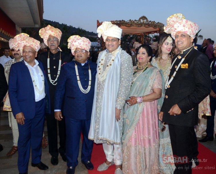 Milyon dolarlık düğün böyle bitti!