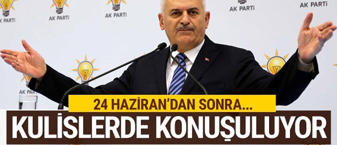 Abdulkadir Selvi yazdı AK Parti kulislerinde Binali Yıldırım sürprizi
