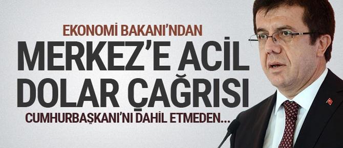 Zeybekçi'den Merkez Bankası'na canlı yayında 'dolar' çağrısı