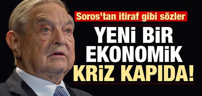Soros'dan finansal kriz uyarısı