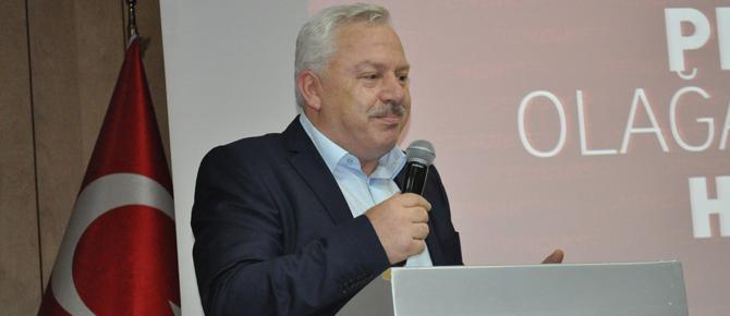 Pendikspor'da başkan yeniden Selahattin Turan