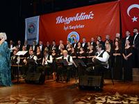 Tuzla Belediyesi Türk Sanat Müziği Topluluğu'ndan muhteşem Sezon Finali