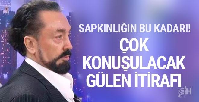 Adnan Oktar'dan bomba Fetullah Gülen itirafı!