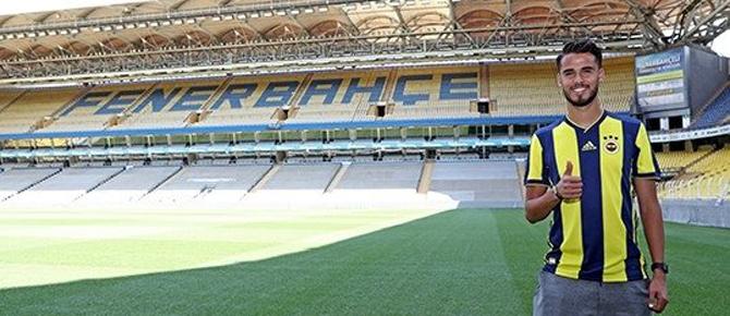 Bomba transefer! Resmen Fenerbahçe'de