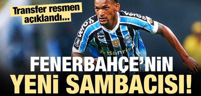 Fenerbahçe yeni transferi resmen açıkladı!