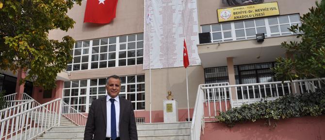 Dr.Behiye Nevhiz'den büyük üniversite başarısı