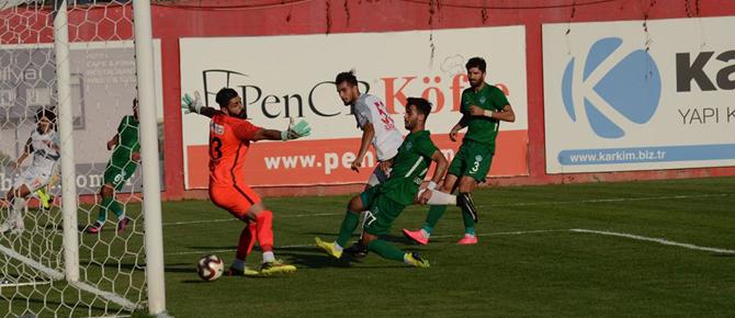 Pendikspor'dan müthiş galibiyet:3-0