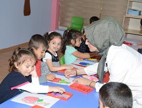 Anne Çocuk Eğitim Merkezi'nde Yeni Eğitim-Öğretim Yılı heyecanı