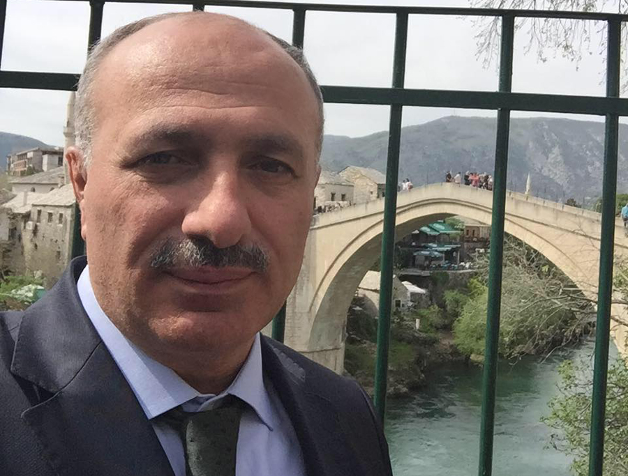 Hasan Topaloğlu'nun acı günü!