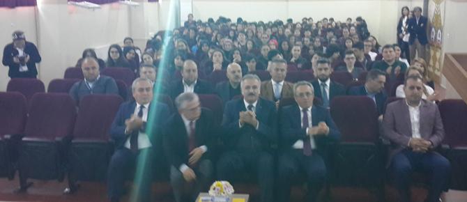 Üniversiteler Tuzla'ya geldi