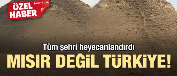 Türkiye'yi heyecanlandıran gelişme...