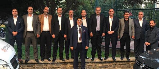 Murat Çevik'e önemli görev!