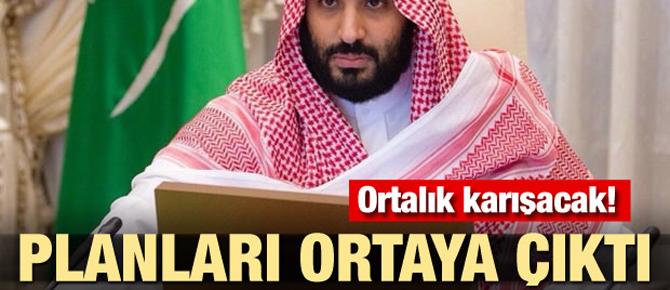 Ortalık karışacak! Suudilerin planları..