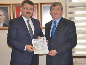 Davut Çakır Büyükşehir Belediyesi Aday Adayı