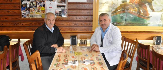 Pendik'in lezzet Durağı Yüksel Usta 20'inci yılını kutluyor