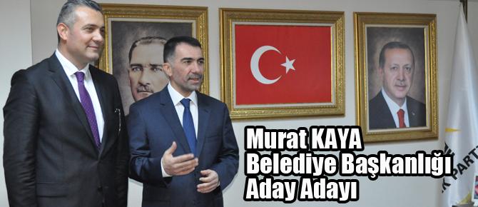 Teşkilatın beyefendisi Murat Kaya Pendik Belediye Başkanlığı aday adayı oldu