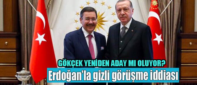 Erdoğan Gökçek gizli görüşme iddiası