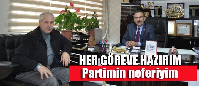 """Ramazan Öztürk, """"Kader'den ötesi olmaz"""""""