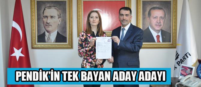 """Dilek Yılmaz Memoğlu, """" AK Parti'nin kadınlara verdiği önemi biliyorum"""""""