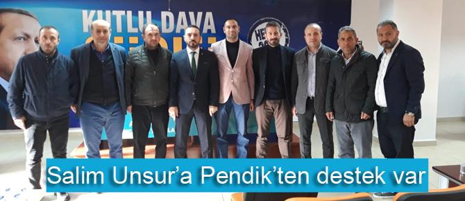 Salim Unsur Darıca'dan Belediye Başkan Aday Adayı