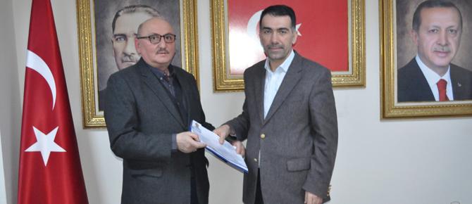Teşkilatın Mehmet Ağabeyisi Aday adayı oldu