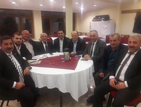 Hemşehrilerinden Belediye Başkan Aday adayı Kır'a tam destek