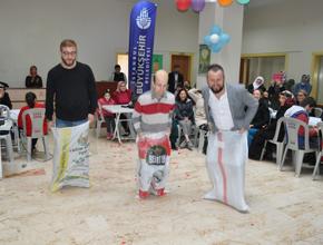 Engelliler ve aileleri gün onlarındı
