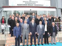 Gümüşhacıköy'de girişimcilik kursu sevinci