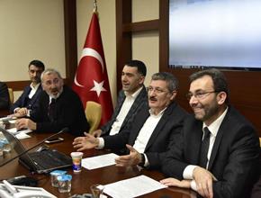 AK Parti'de birlik ve beraberlik mesajı