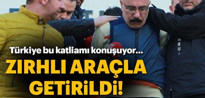 İstanbul'da katliam.. İki oğlunu ve kardeşlerini öldürdü