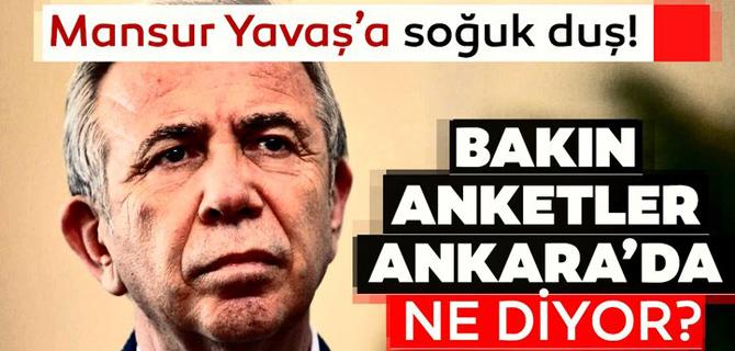 Ankara'da kim önde!  İşte sonuçlar..