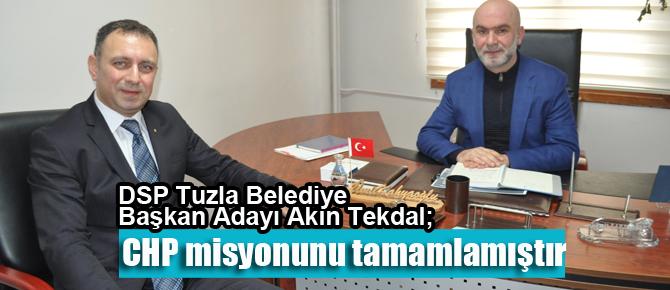 Türkiye'de siyasetin yükselen değeri DSP'dir