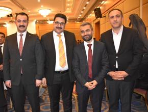 İşadamı Murat Çevik'ten Van çıkarması