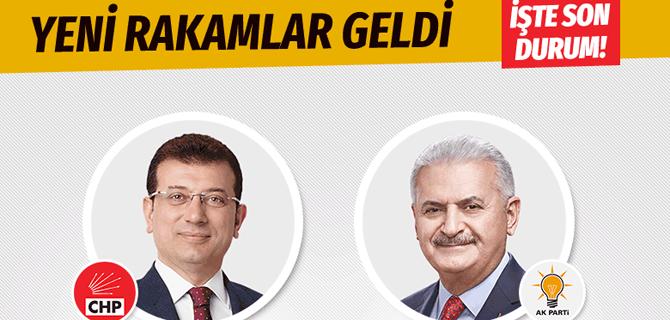 İstanbul'da geçersiz oy sayımında son durum