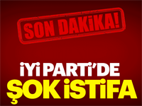 İYİ Parti'de deprem! Peş peşe istifa ettiler