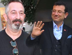 Cem Yılmaz'ın Ekrem İmamoğlu paylaşımı olay oldu!