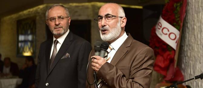 Ayşenur ve Mehmet Ömürboyu birlikteliğe evet dediler