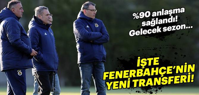 Fenerbahçe'ye bomba forvet! Görüşmeler başladı..