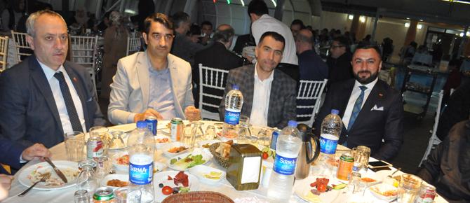 Yanık Yapı'dan geleneksel iftar daveti