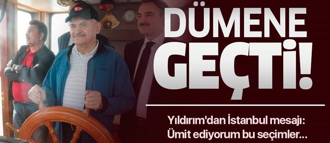Binali Yıldırım'dan İstanbul seçimleriyle ilgili flaş açıklama