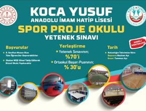 Bu okul İstanbul'da tek ve Pendik'te!