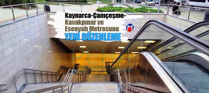 Metro Odaklı 4 Projeye Yeni Düzenleme